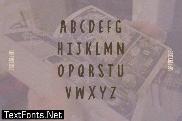 Comique Font