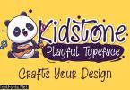 DS Kidstone - Cute Typeface