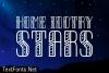 Home Idotry Stars Font