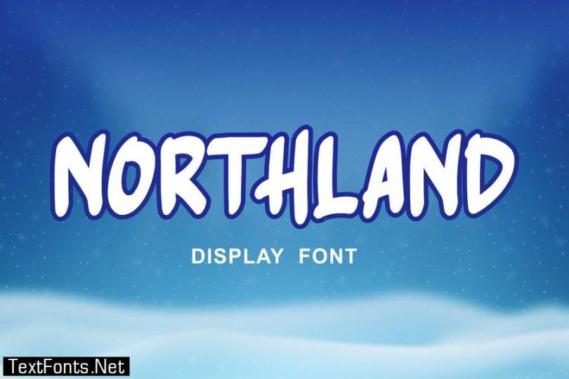 Northland - Display Font