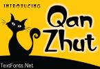 Qan Zhut Font