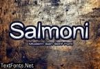Salmoni Font