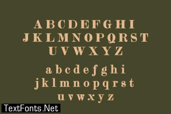 Title Marlobro Font