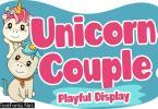 Unicorn Couple Font