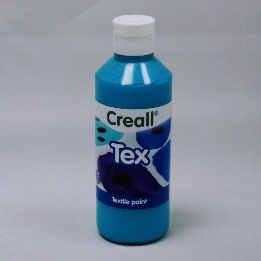 Textielverf en meer Creall Tex 250ml 08 turquoise