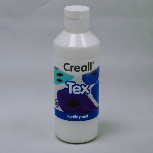 Textielverf en meer Creall Tex 250ml 14 wit