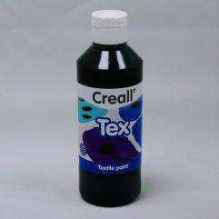 Textielverf en meer Creall Tex 250ml 15 zwart textielverf