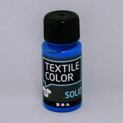 Textielverf en meer Textile Color Solid blauw 50ml