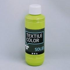 Textielverf en meer Textile Color Solid kiwi groen 250ml