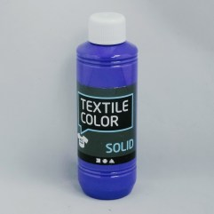 Textielverf en meer Textile Color Solid paars 250ml