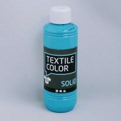 Textielverf en meer Textile Color Solid turquoise 250ml