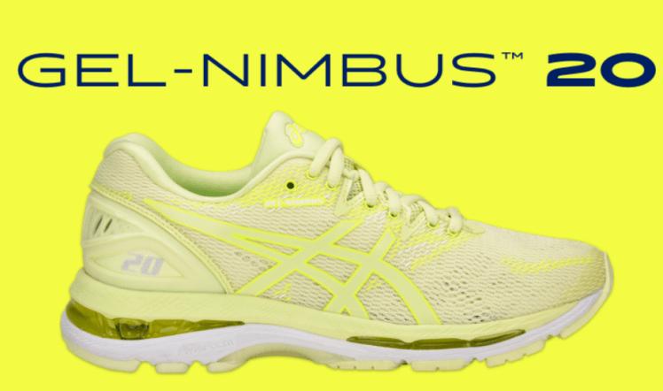 ASICS célèbre NIMBUS® la 20ème édition de la de série GEL GEL NIMBUS® 1fb0522 - resepmasakannusantara.website