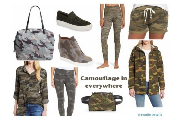 camouflage outfit