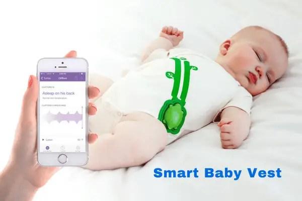 Smart Baby Vest