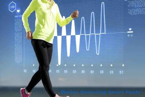 Motion Detecting Smart Pants