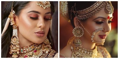 Earrings: essential pieces of Wedding Jewellery for Indian Bride