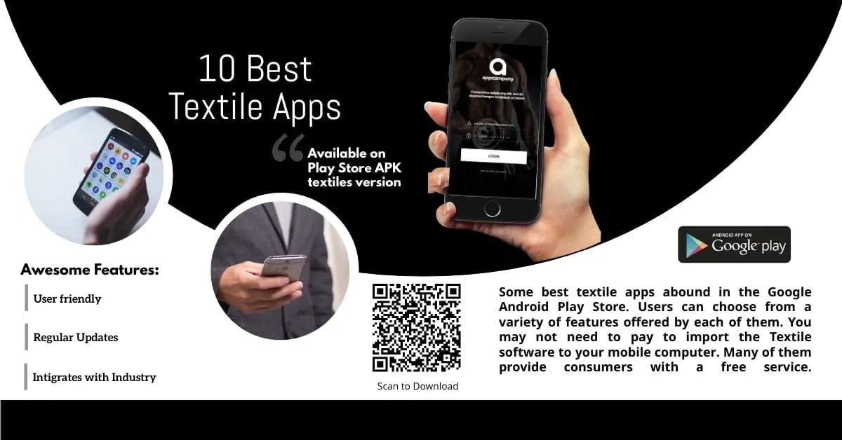 10 Best Textile Apps