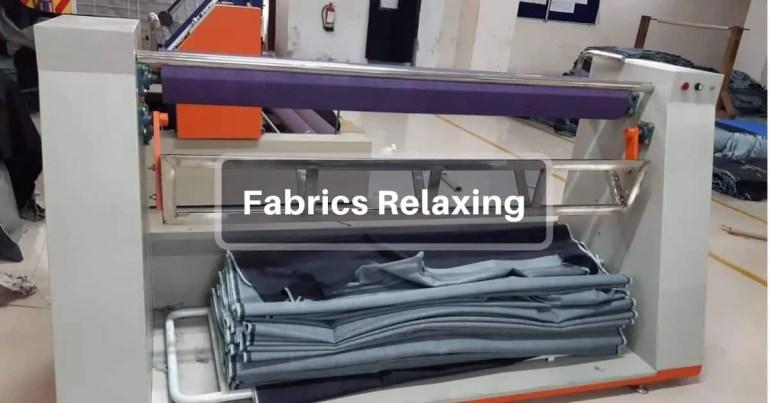 Fabrics Relaxing