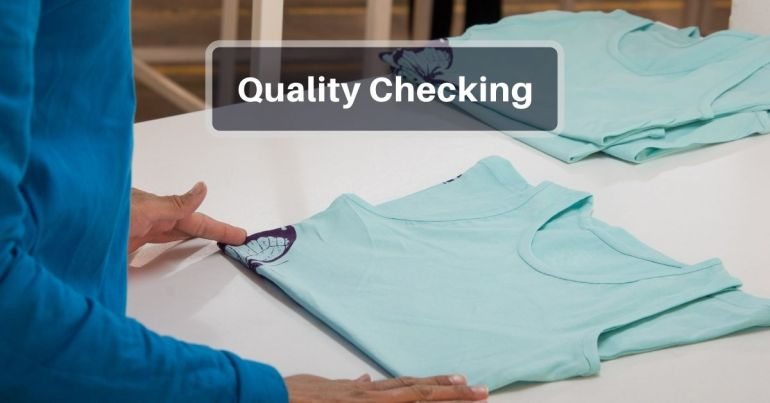 Quality Checking or QC