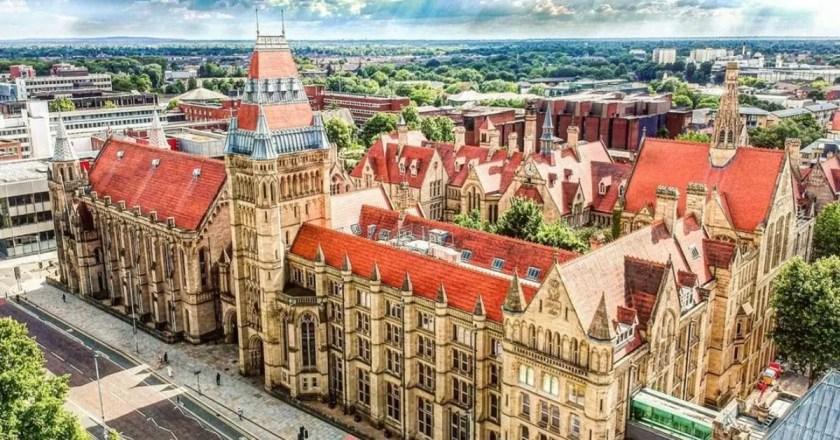 University in Manchester