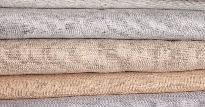 Different Types of linen fabric