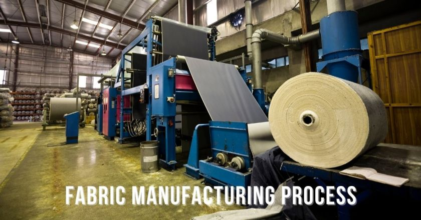 Details Fabric Manufacturing Process