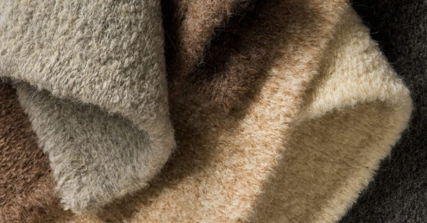 Alpaca Wool Rug