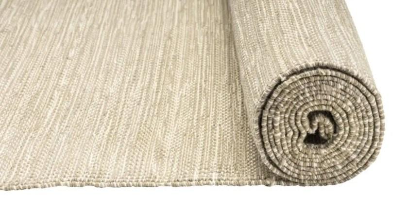 organic cotton rug
