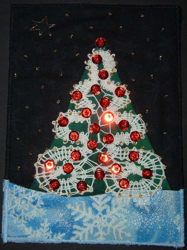 December 2007 Textile Dreams Fibery Wake Up