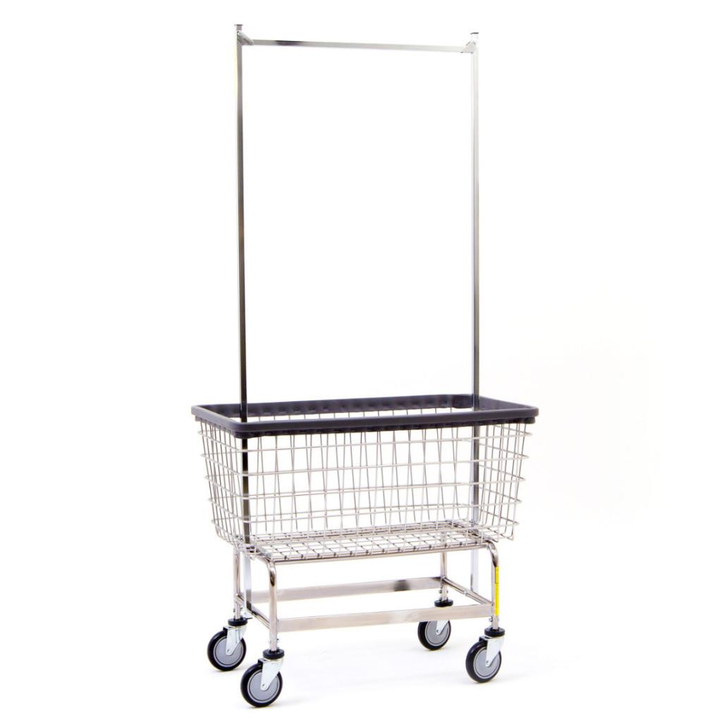 Mega 6 Bushel Laundry Basket With Hanger