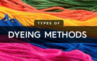 different dyeing methods