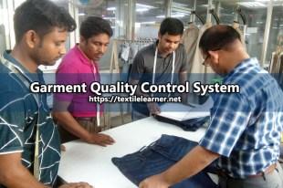 Garment Quality Control System