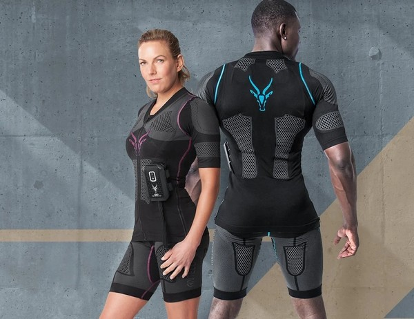 smart textile in fitness