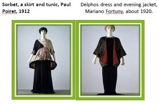 Womens fashion 1912-1920s