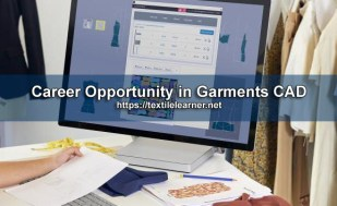 Career Opportunity in Garments CAD