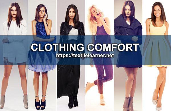 clothing comfort