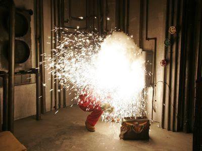Arc Flash and Shock Hazard