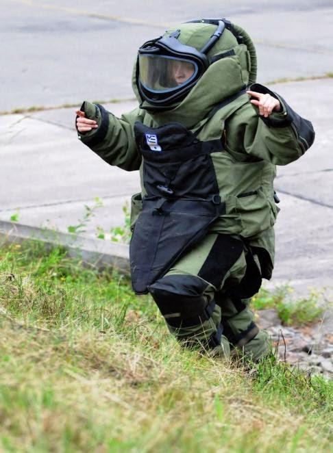Bomb Disposal Suit