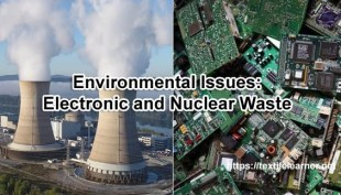 Electronic and Nuclear Waste