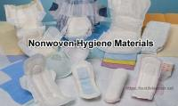 Applications of Nonwoven Hygiene Materials