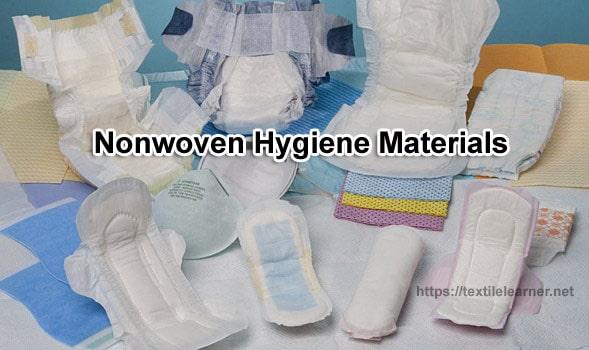 Nonwoven Hygiene Materials