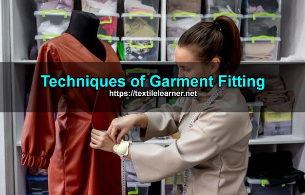 Garment Fitting techniques