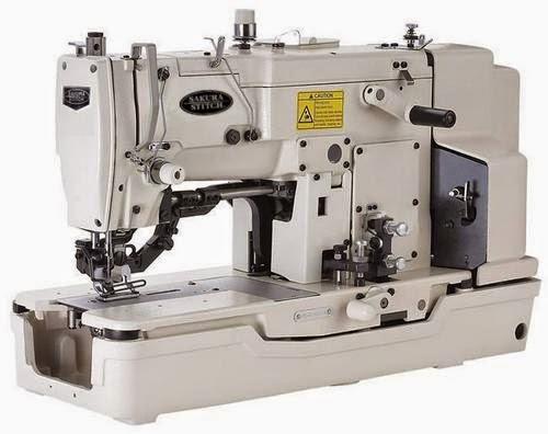 Buttoning machine
