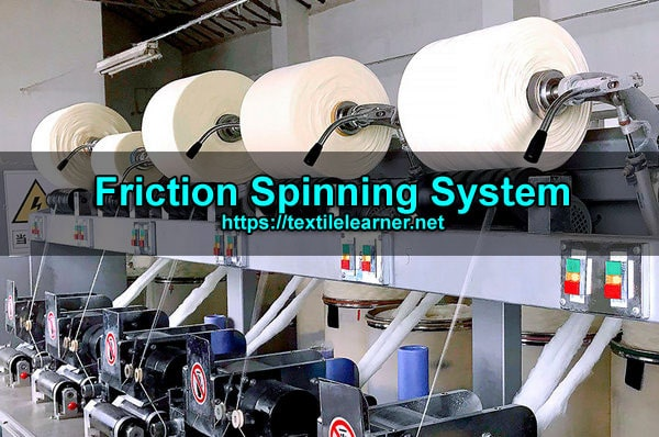 Friction Spinning Process