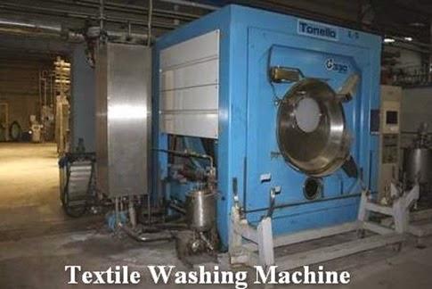 Textile washing machine