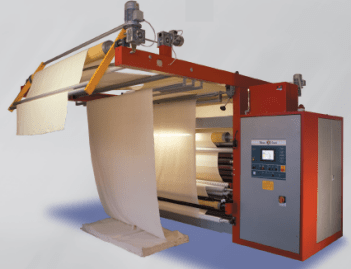 raising finishing machine