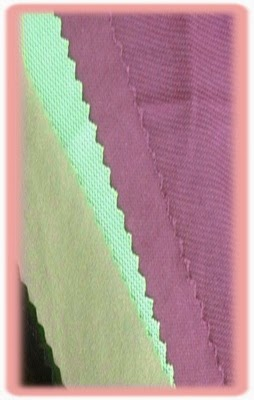 Structure of Colmax Mesh Fabric