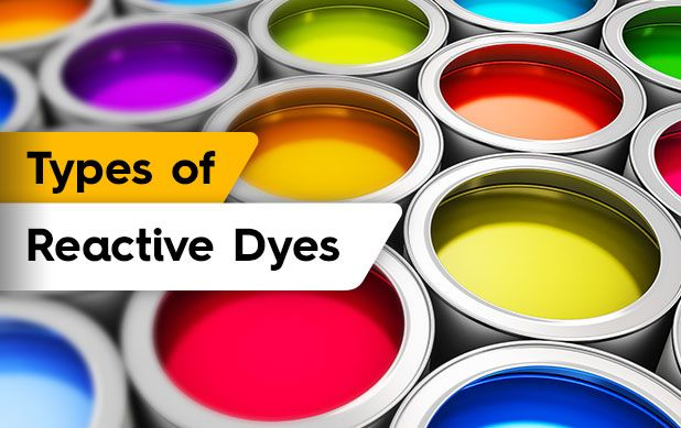 types of reactive dyes