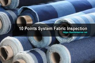 10 Points System Fabric Inspection