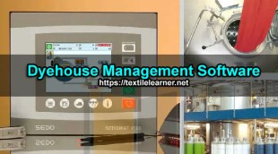 Dyehouse Management Software